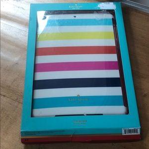 Kate spade iPad Air case new